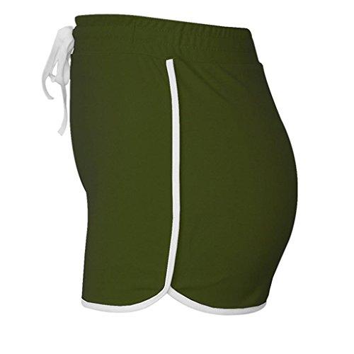 Jeans Jeanshosen Donna Impero Verde Militare Itisme qwFpdq