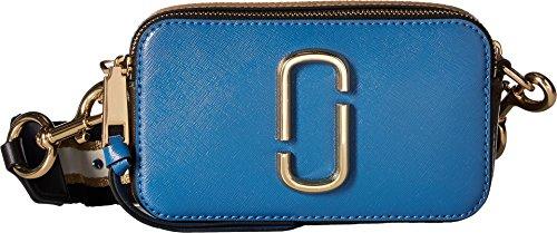 Vintage Marc Jacobs - Marc Jacobs Women's Snapshot II Bag, Vintage Blue Multi, One Size