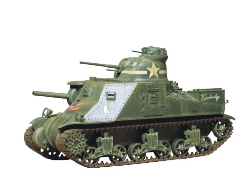 1/35 ミリタリーミニチュシリーズ No.39 M3 リー Mk.I 戦車 35039