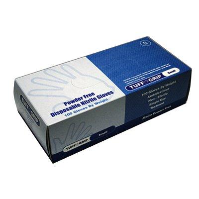 Dynarex Corporation 2512 Nitrile Medical Gloves 100-Pack Medium