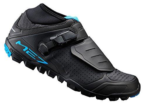 Shimano Unisex SH-ME7 Black Sneaker 39 (US Men's 5.8, US Women's 7.2) Medium