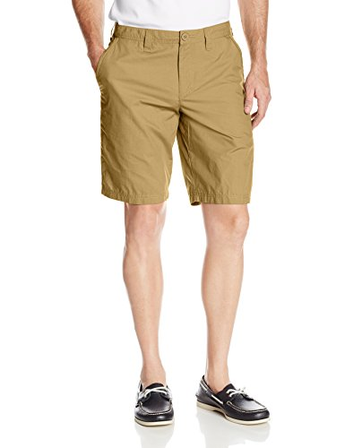 Columbia Men's Big-Tall Washed Out Short, Crouton, 34x8 by Columbia