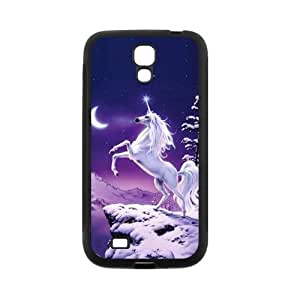Unicorn Horse Protective Back Fits Cover Case for SamSung Galaxy S4 Designed by HnW Accessories