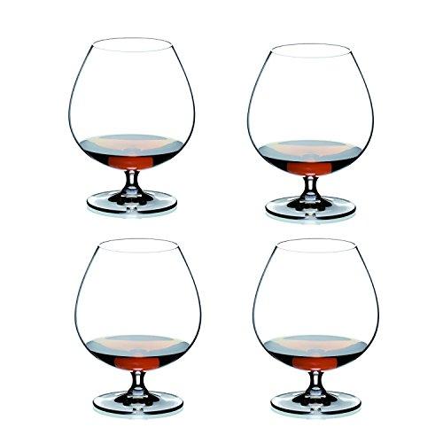 Riedel Vinum Brandy/Cognac Snifter, Set of 4 ()