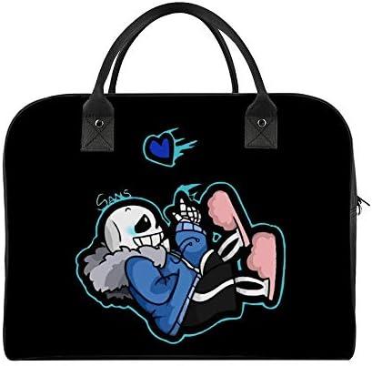 ボストンバッグ キャリーオン 大容量 トラベルバック 旅行 アンダーテール サンズ (3) 肩掛け 手提げ ガーメントバッグ フライトバッグ スポーツ ジム ショルダー付き 旅行バッグ ジムバッグ 機内持ち込み