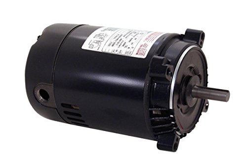 Century K1050 NEMA-C Face Single Phase Jet Pump Motor