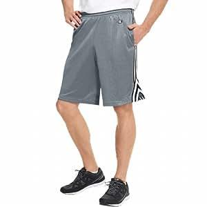 Concrete, Stealth Champion mens Lacrosse Shorts - Size M