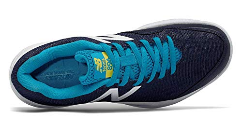 Balance Black 10 Tennis teal 896v2 Shoe Women's New 7dU1Uw