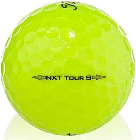 Titleist 3 Dozen NXT Tour S Yellow 2014 Mint AAAAA Quality Recycled Golf Balls 1 Ball in Golf
