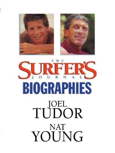(THE SURFER'S JOURNAL Biographies Volume 3: Joel Tudor and Nat Young (VHS Videocassete) Get the original! (The Surfer's Journal Biographies, 3))