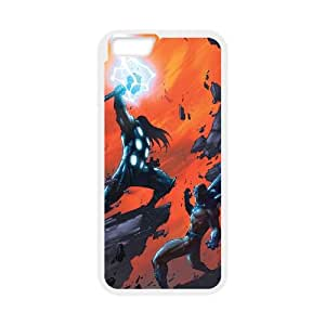 The Ultimates 3 Comic iPhone 6 Plus 5.5 Inch Cell Phone Case White y03-785446