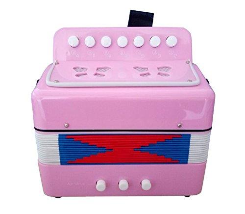 Pink Accordion - 8