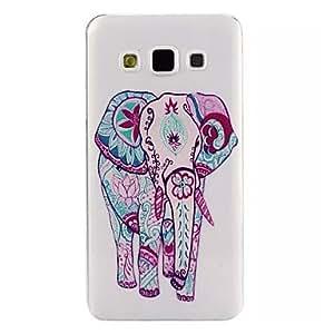 Teléfono Móvil Samsung - Cobertor Posterior - Gráfico/Diseño Especial - para Samsung Galaxia A5 ( Multi-color , TPU )