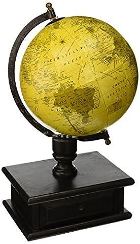 IMAX Globe with Storage Drawer