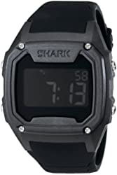 """Freestyle Men's 101055 """"Killer Shark"""" Plastic Watch with Black Silicone Band"""