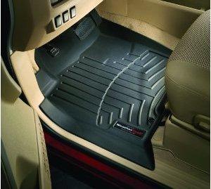 WeatherTech Custom Fit Front FloorLiner for Subaru Legacy/Outback (Black)