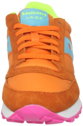 Cross Original Orange Chaussures Femme Orange Saucony de Jazz BwnZI