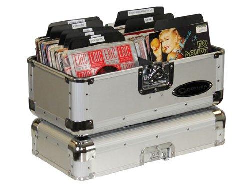 Odyssey-K45120BLK-Krom-UtilityRecord-Case-Black