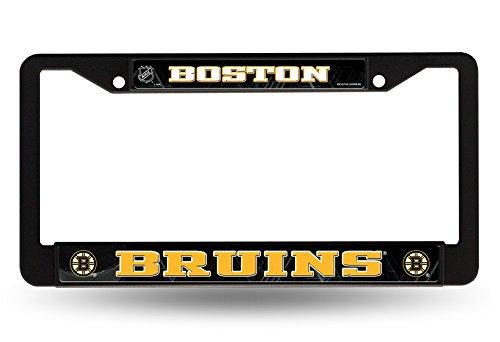 license plate frame boston bruins - 3