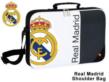 Real Madrid Crest Shoulder Bag NrbPMJDC