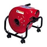 PSI Woodworking DC3XX 1.5 HP Portable Dust Collector Motor Blower