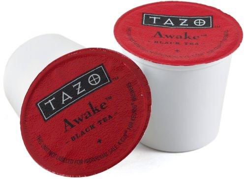 Tazo Awake Black Tea Keurig K-Cups, 64 Count