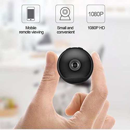 micro c/ámara de vigilancia para interior y exterior Mini c/ámara espiona Winnes HD 1080P c/ámara oculta Spy Cam de seguridad con visi/ón nocturna y detecci/ón de movimiento