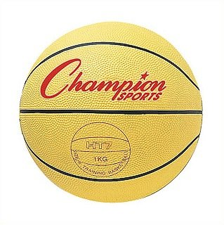 HT7 Champion Sports Weighted Basketball Trainer