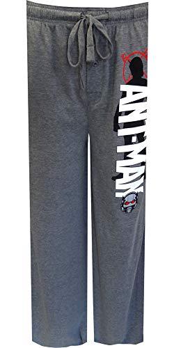 Marvel Comics Antman Gray Lounge Pants for men (Small)