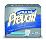 Prevail Male Guard Quantity: Pack of 14 by First Quality
