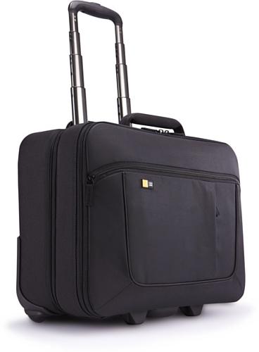 "Mala c/Rodas Case Logic ANR317 17, 3"" Preta, Case Logic, Mochilas, capas e maletas para notebook, Preta"