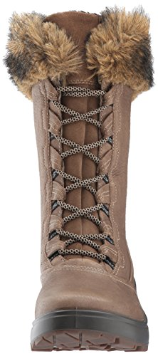Pictures of ECCO Women's Noyce Tall Snow Boot 834603 Birch/Coffee 6