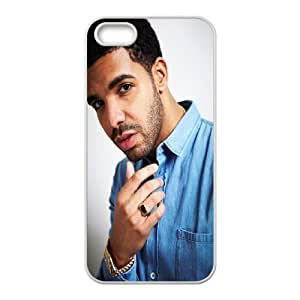 Custom High Quality WUCHAOGUI Phone case Singer Drake Protective Case For Apple Iphone 5 5S Cases - Case-20