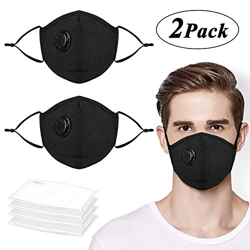 Mask With Mask Filter Pollution Wovte Reusable Dust For Anti
