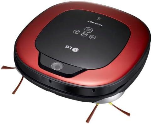 LG VR1227R 0.6L Rojo aspiradora robotizada - Aspiradoras ...