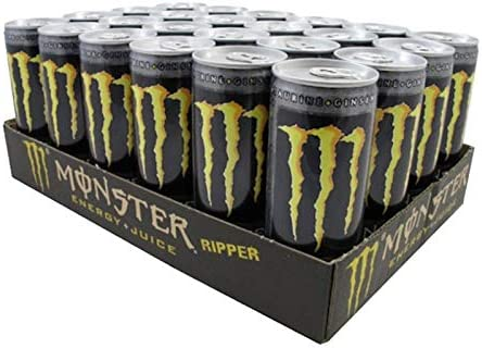 Monster Ripper 50cl (pack de 24): Amazon.es: Alimentación y bebidas