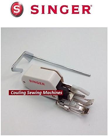 Singer máquina de coser 7 mm pie pies incluso para acolchado + ...