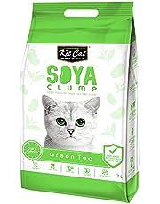 Kit Cat SOYA Clump Green Tea Cat Litter 7 Litre
