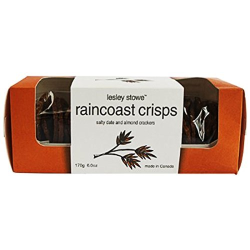 Raincoast Crisps - Salty Date and Almond (6 ounce)