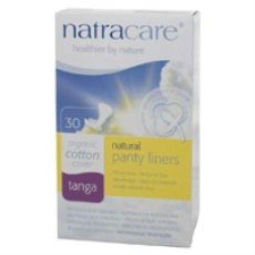 (12 PACK) - Natracare - Natural Pantyliners Tanga   30pieces   12 PACK -