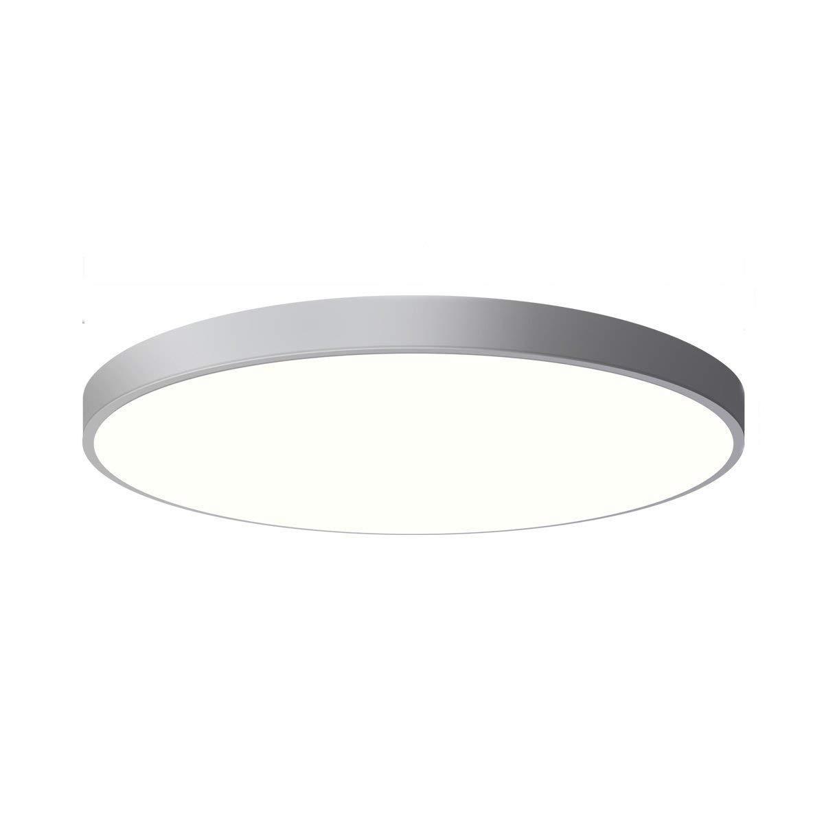 Led flush mount ceiling light 12inch 15w 100w equivalent 5000k