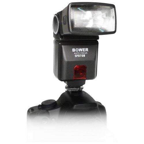 UPC 016535300706, Bower SFD728N Automatic TTL Flash for Nikon D40, D40X, D50, D60