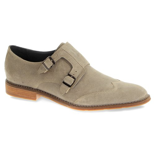 Hush Puppies Heren Stijl Ms Slip-on Loafer Taupe Suède