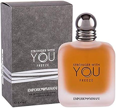 emporio armani parfum stronger with you