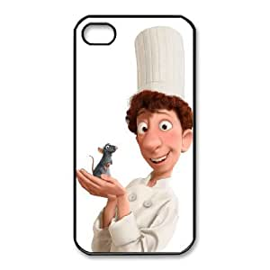 iphone4 4s Black phone case Disney characters Ratatouille DSN9678842