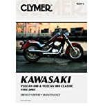 [(Kawasaki Vulcan 800 & Vulcan 800 Classic, 1995-2005 (clymer Motorcycle Repair Manual))] [Author: Ed Scott] published on (March, 2008)