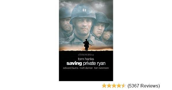 Amazon Com Watch Saving Private Ryan Prime Video