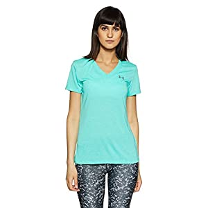 Under Armour Women's Threadborne Train Twist V-Neck