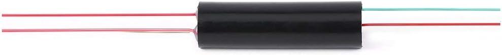 Zinniaya Hochspannungs-Trafo DC Boost Impuls-Leistungsmodul Z/ündspule Generator Hochspannung DC 3 V-6 V bis 800 1000 kV