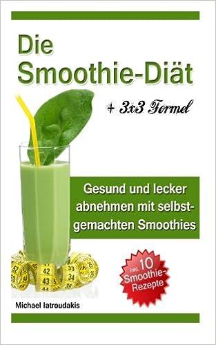 Herbalist Smoothies zur Gewichtsreduktion